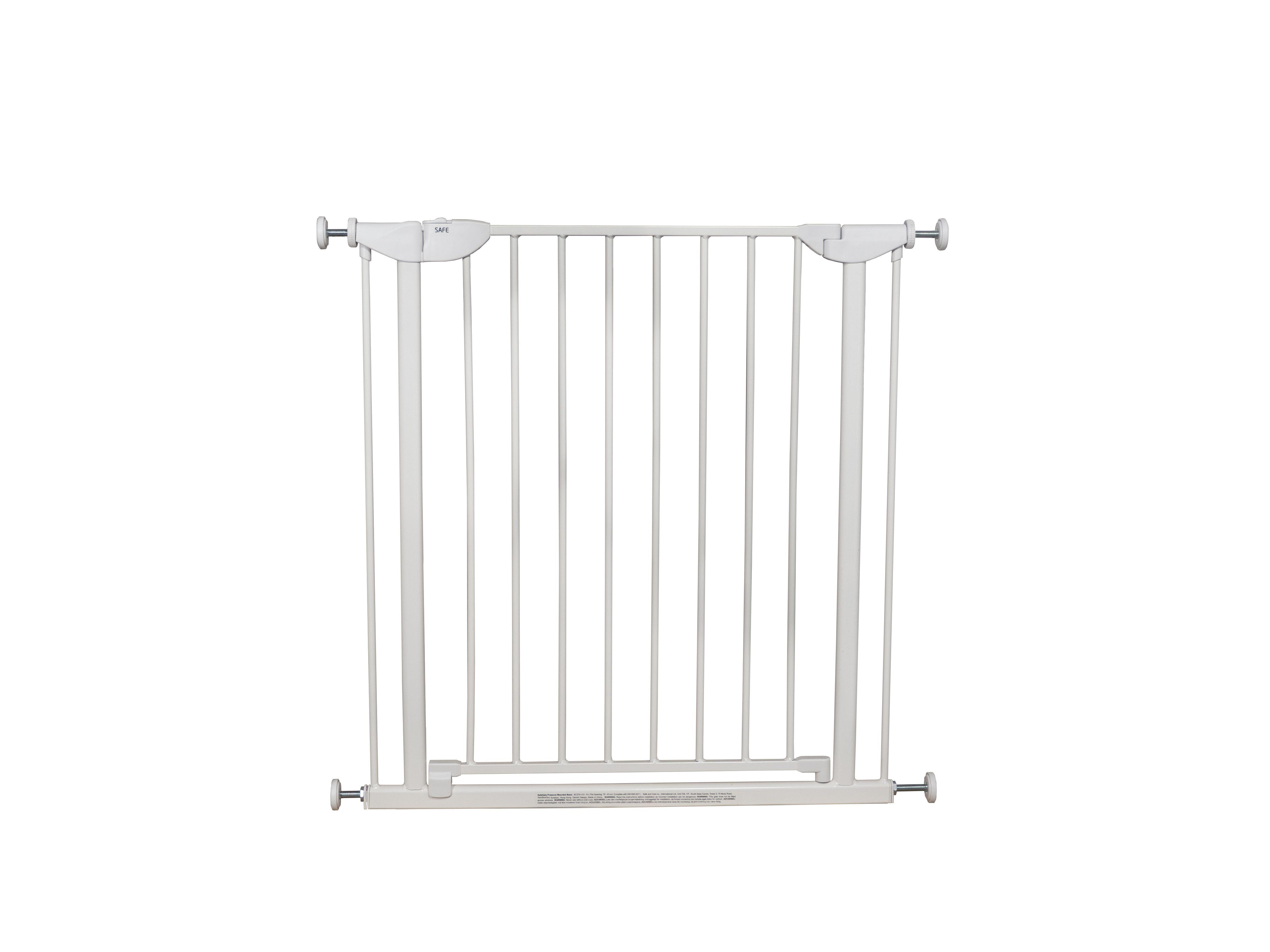 SAFE Gate Pressure Fit Advisor White