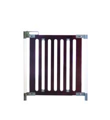 SAFE - SafeGate Wood Hardware Mounted - Brown