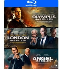 Olympus has fallen / London has fallen / Angel has fallen