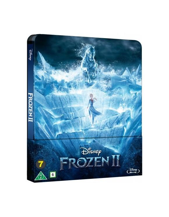Koop Disney Frost 2 / Frozen 2 - Steelbook - Blu-Ray