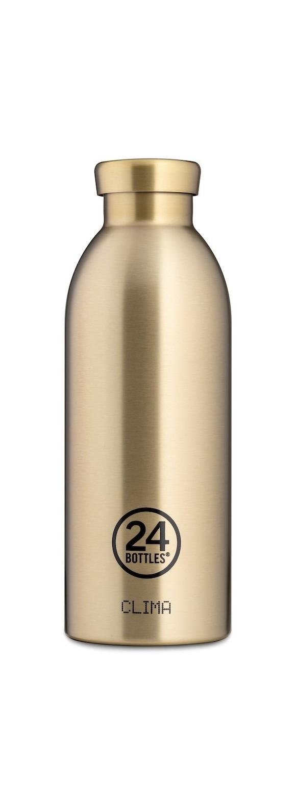 24 Bottles - Clima Bottle 0,5 L - Prosecco Guld