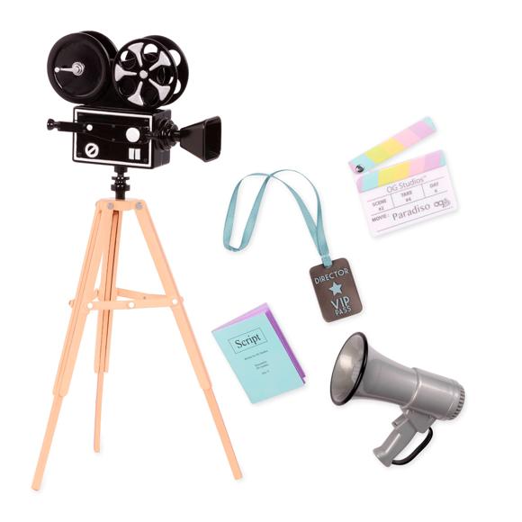 Our Generation - Tilbehør - Filmproduktion (737847)