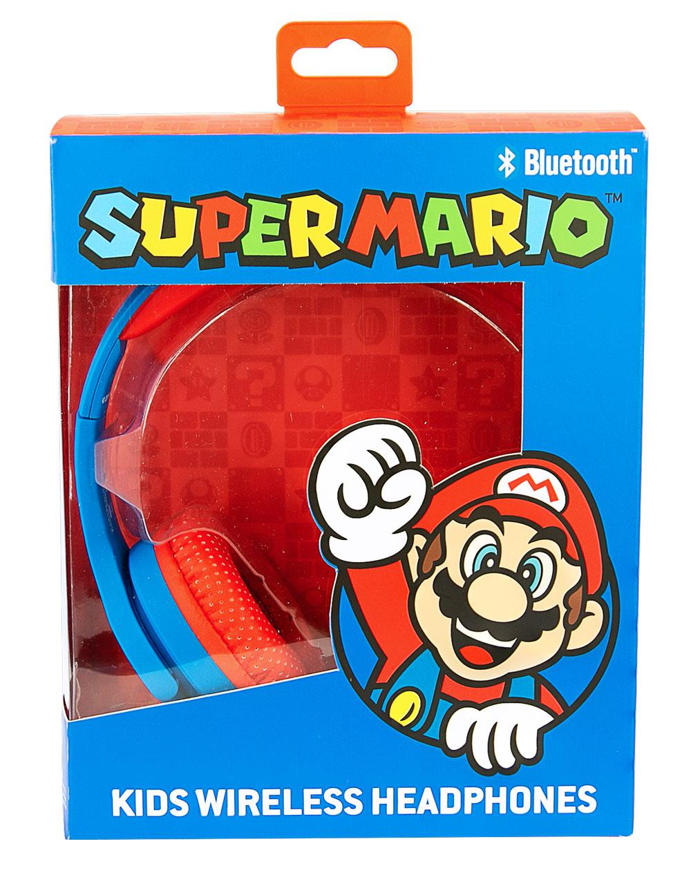 SUPER MARIO - Junior Bluetooth