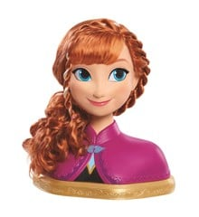 Disney Frozen - Deluxe Anna Styling Head (77-32570)