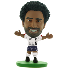 Soccerstarz - Liverpool Mohamed Salah Away Kit (2020 version)