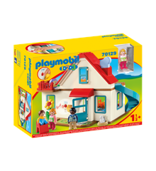 Playmobil - 1.2.3 Family Home (70129)