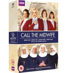 Call the Midwife: Series 1-4