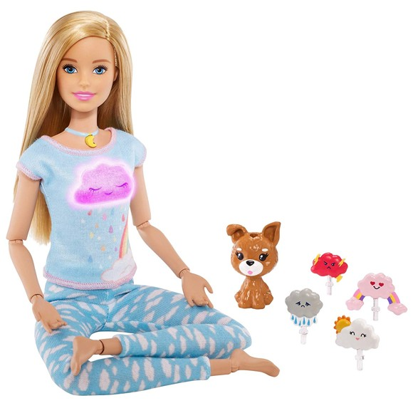 Barbie - Wellness - Meditation (Blond) (GNK01)