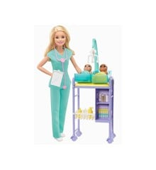 Barbie - Baby Doctor Doll (GKH23)