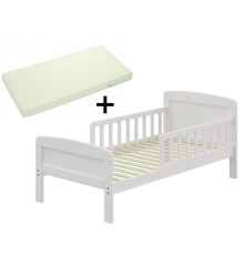 Baby Dan - Karla Junior Bed - 70x140 cm + Matress