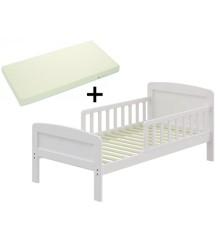 Baby Dan - Karla Junior Bed - 70x140 cm + Matress