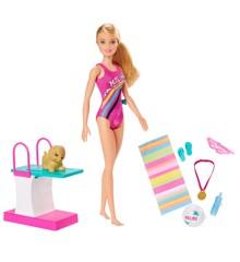 Barbie - Dreamhouse Adventures - Swimmer Doll (GHK23)