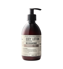 Ecooking - Body Lotion Fragrance Free 300 ml