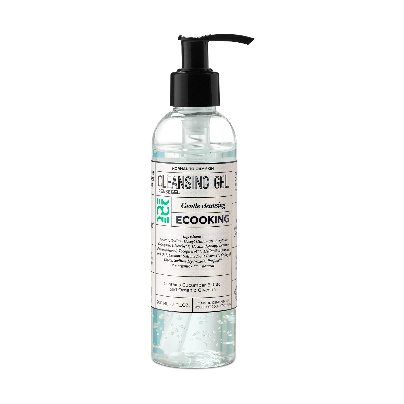 Ecooking - Cleansing Gel 200 ml