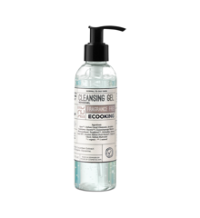 Ecooking - Cleansing Gel Fragrance Free 200 ml