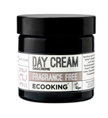 Ecooking - Day Cream Fragrance Free 50 ml