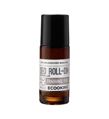 Ecooking - Deo Roll-on Fragrance Free 50 ml