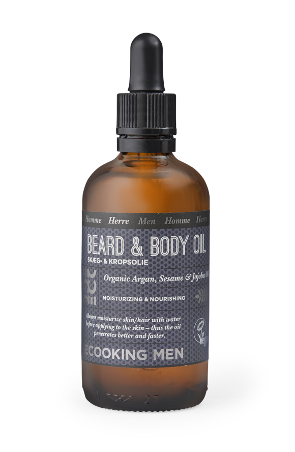 Ecooking - Men Beard & Body Oil 100 ml