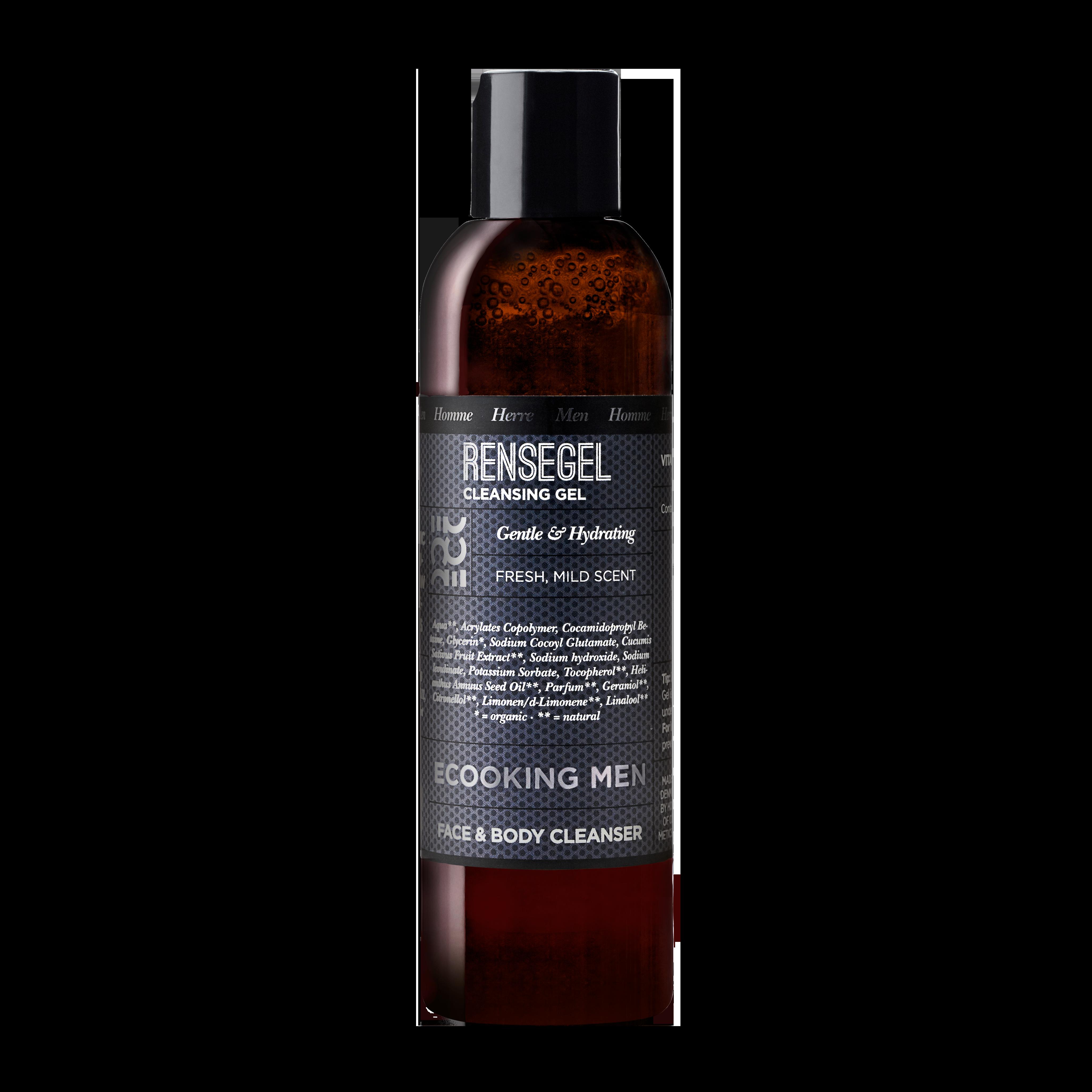 Ecooking - Männer-Reinigungsgel 200 ml