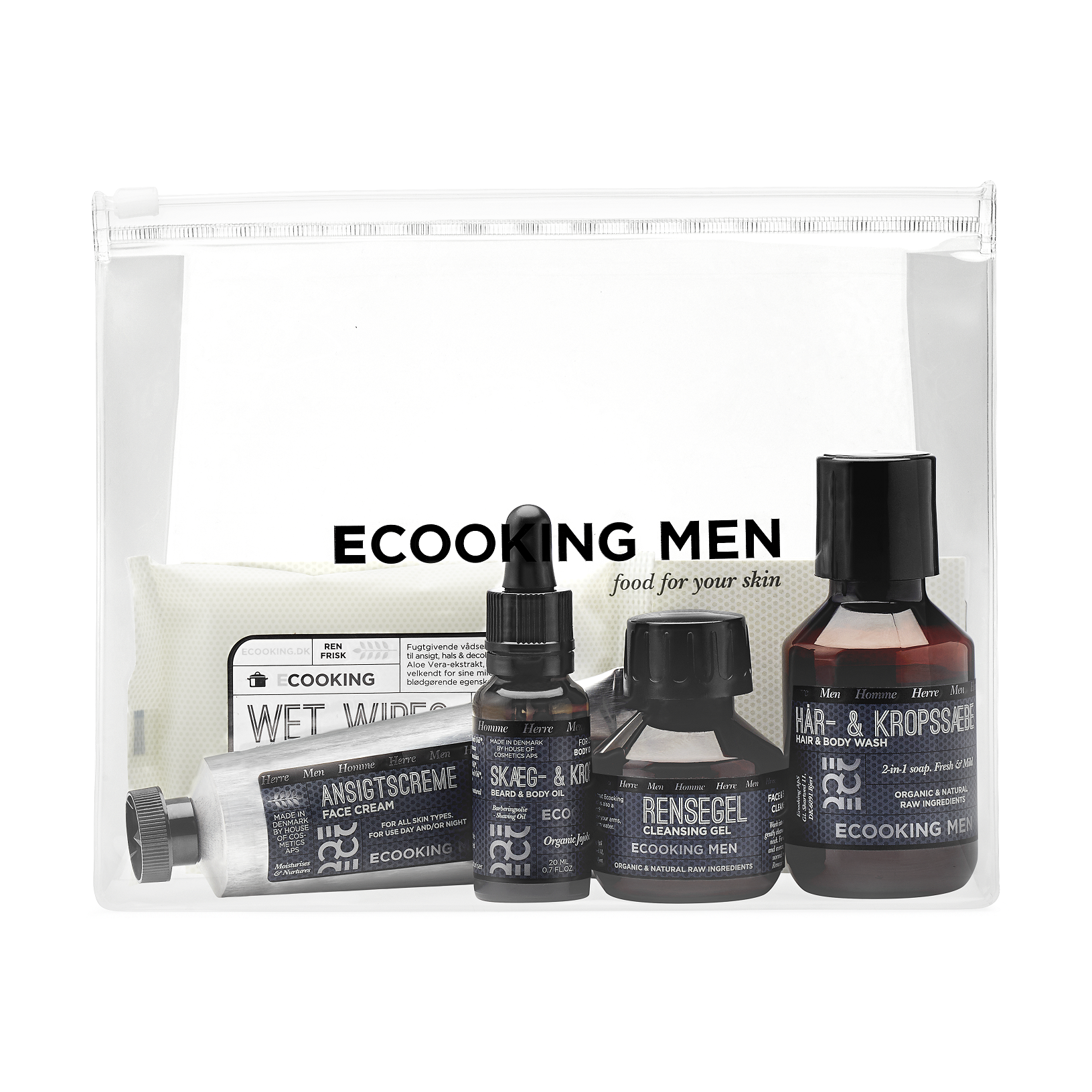 Ecooking- Starter Kit für Männer