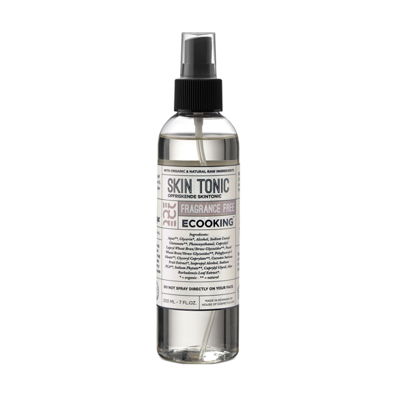 Ecooking - Face Mist/Skin Tonic Fragrance Free 200 ml