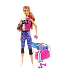 Barbie - Wellness Doll - Athlesiure (GJG57)