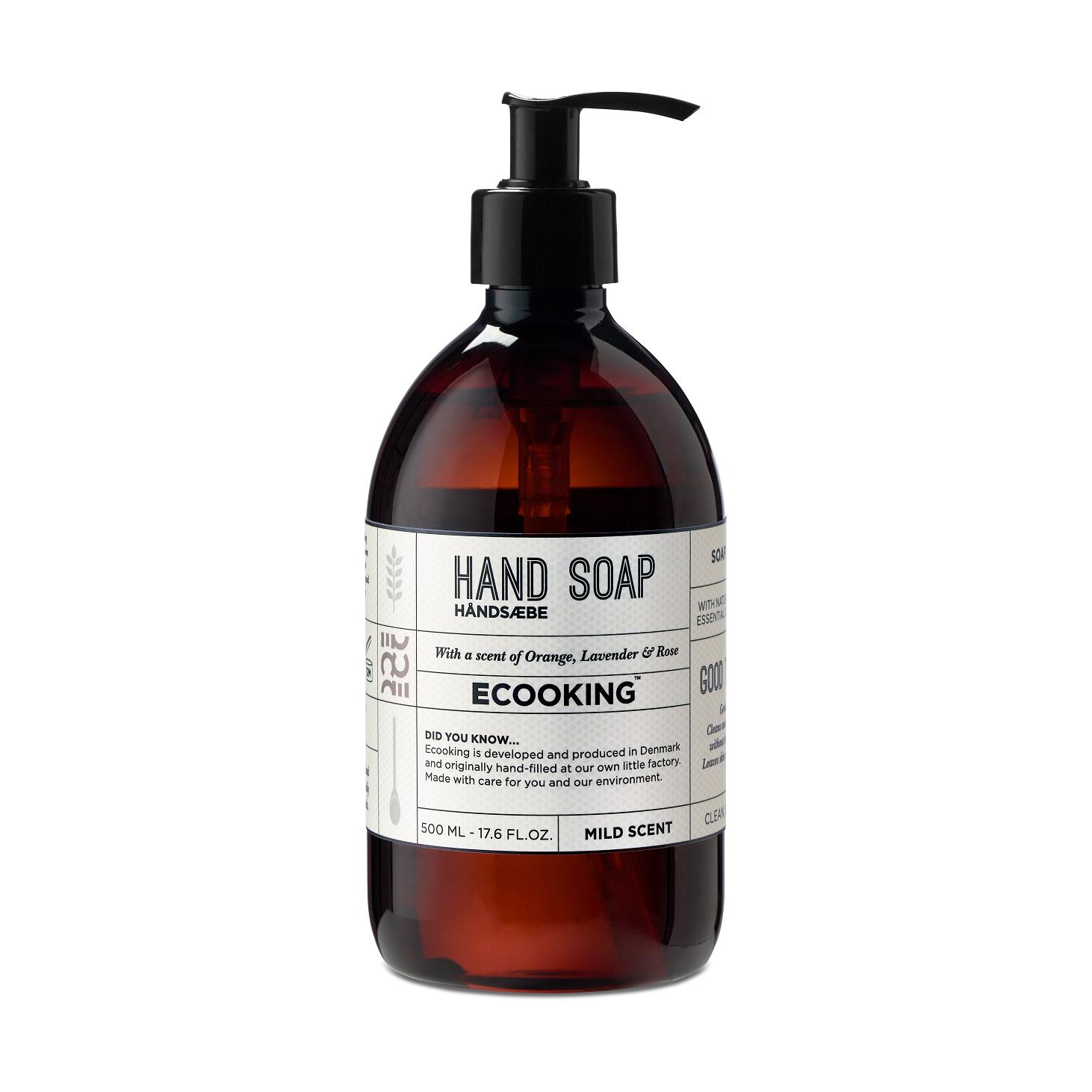 Ecooking - Handseife 500 ml