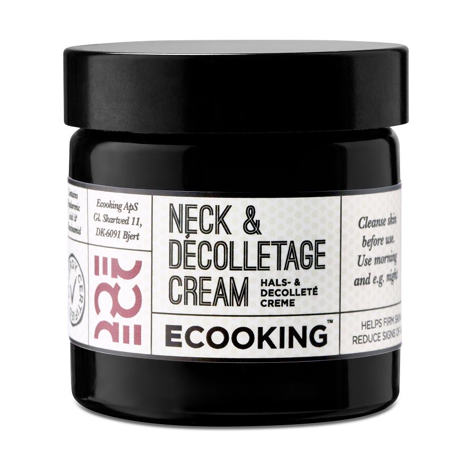Ecooking - Hals- und Dekolletécreme 50 ml