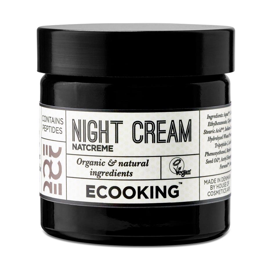 Ecooking - Nachtcreme 50 ml