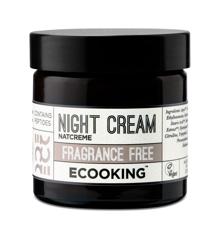 Ecooking - Night Cream, parfymefri 50 ml