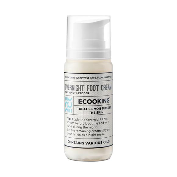 Ecooking - Overnight Foot Cream 100 ml