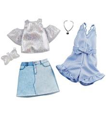 Barbie - Fashion 2-pakke - Denim & Glitter(GHX56)