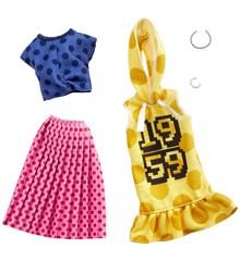 Barbie - Fashion 2-pakke - Polka Prikker