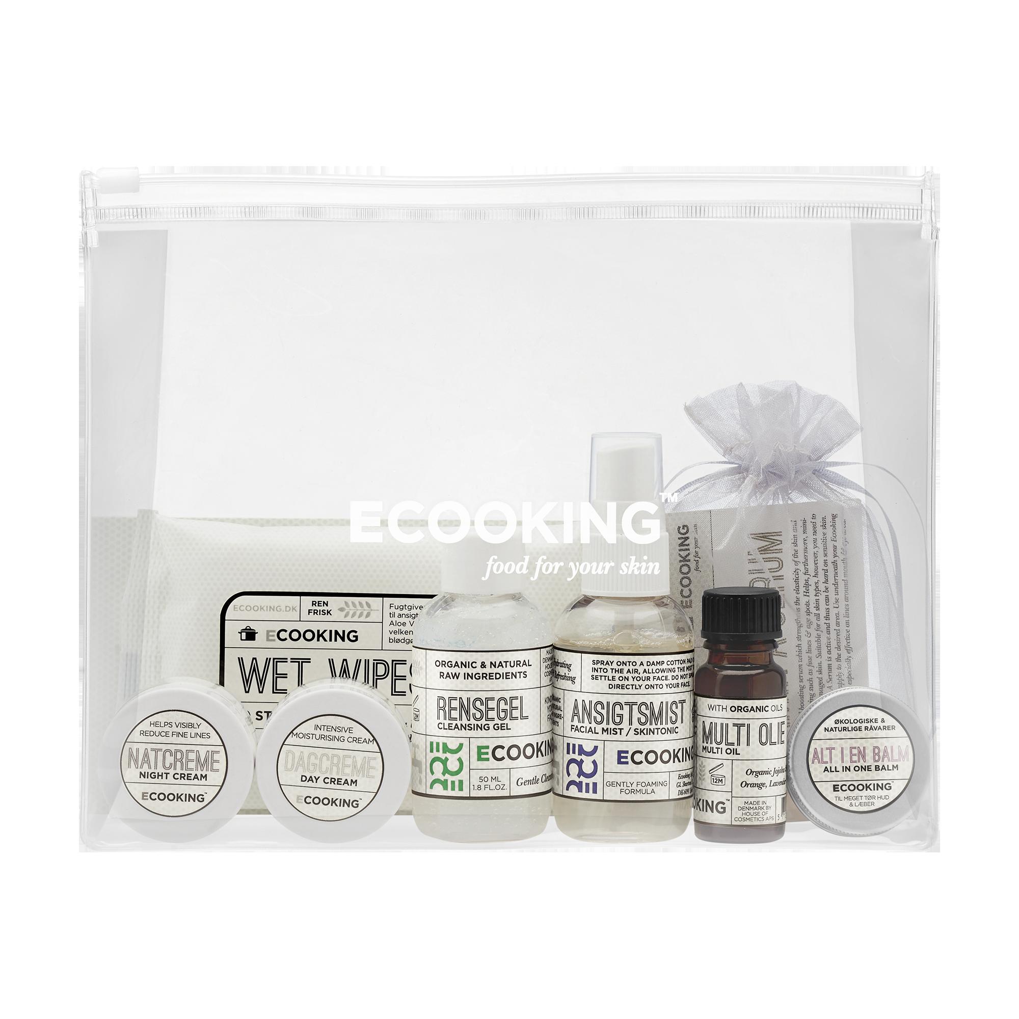 Ecooking - Starter Kit mit Reinigungsgel