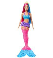 Barbie - Dreamtopia Havfrue Dukke (GJK08)