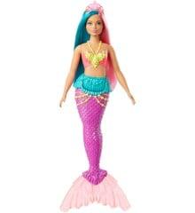 Barbie - Dreamtopia Havfrue Dukke