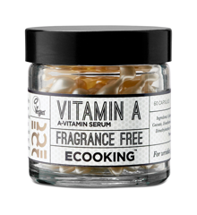 Ecooking - A-vitamin Capsules 60 stk.