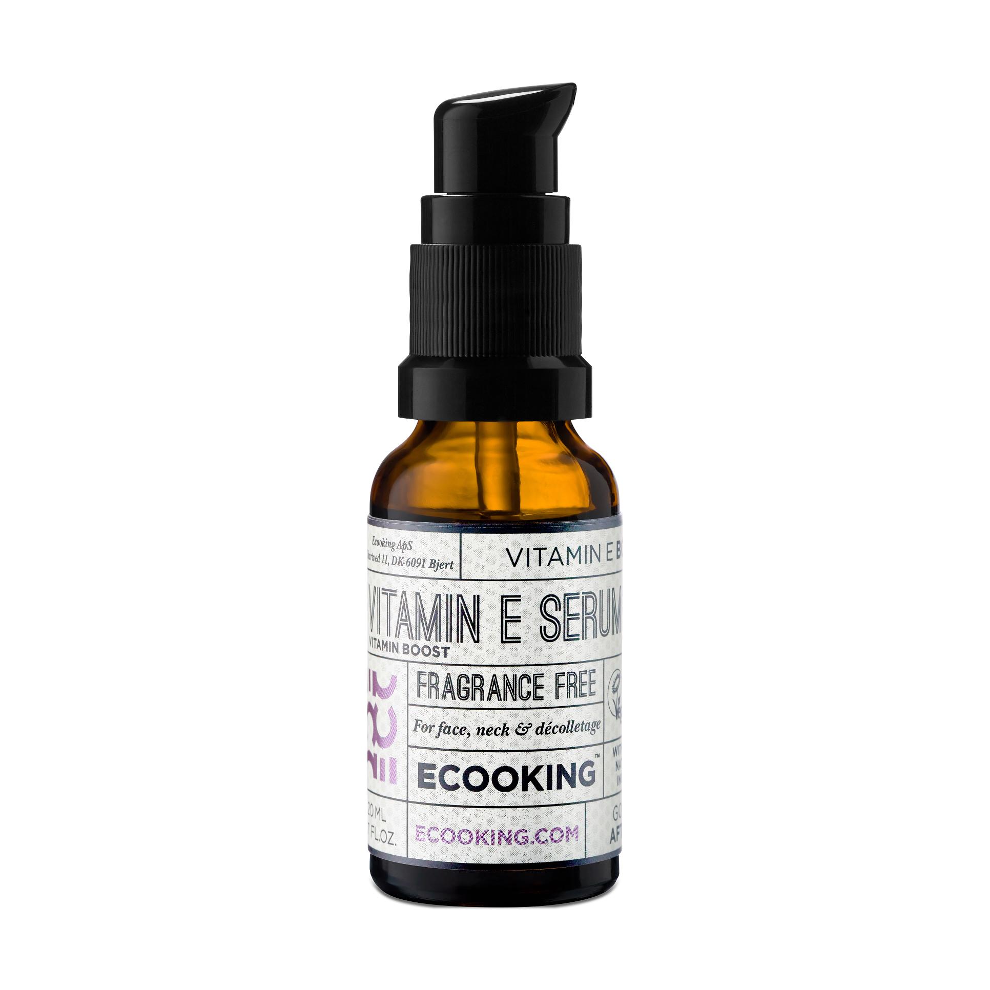 Ecooking - Vitamin E Serum 20 ml