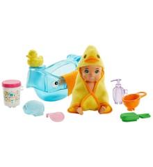 Barbie - Babysitter Feature Baby - Kylpyhetki