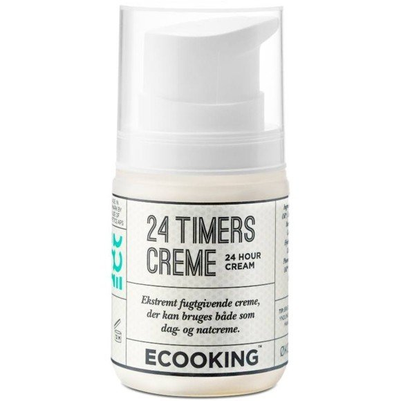 Ecooking - 24 Timers Creme 50 ml