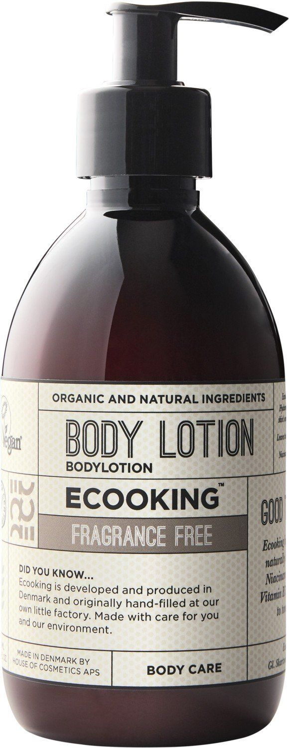 Ecooking - Body Lotion Parfumefri 300 ml