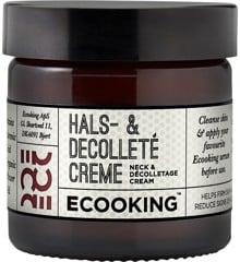 Ecooking - Hals og Decollete Creme 50 ml