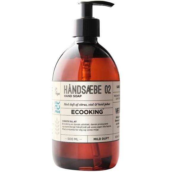 Ecooking - Håndsæbe 02 500 ml
