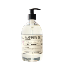 Ecooking - Håndsæbe 03 500 ml