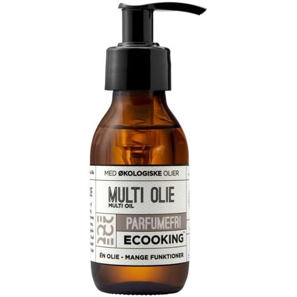 Ecooking - Multi Olie Parfumefri 100 ml