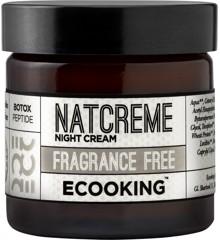 Ecooking - Natcreme Parfumefri 50 ml