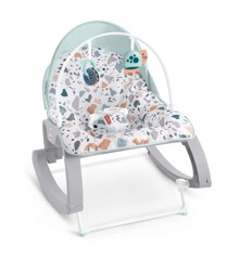 Fisher-Price - Deluxe Baby Vippe-stol