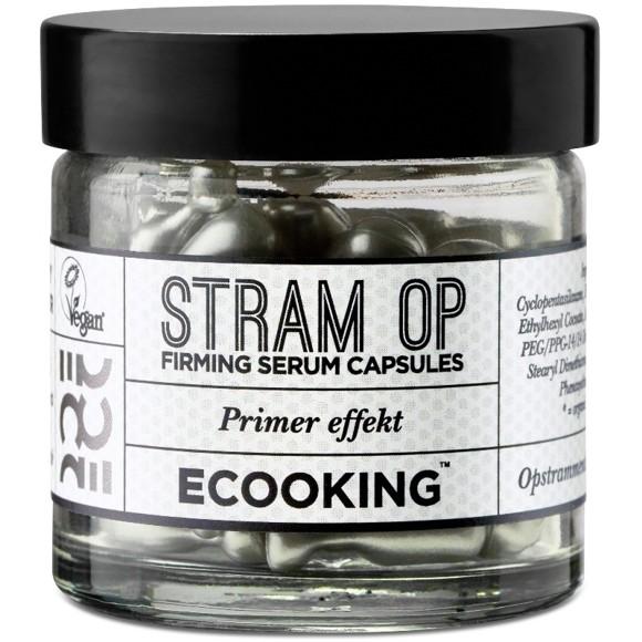 Ecooking - Stram Op Kapsler 60 stk