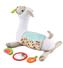 Fisher-Price - Grow-with-Me Tummy Time Llama (GHJ03)