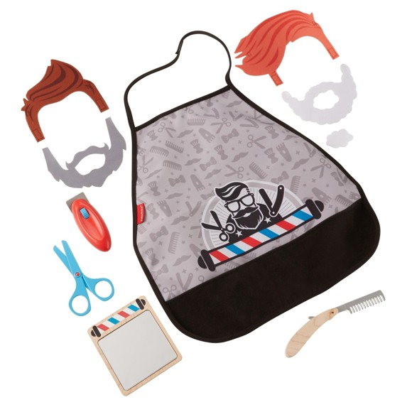 Fisher-Price - Style & Shave Barber Shop (GKW05)